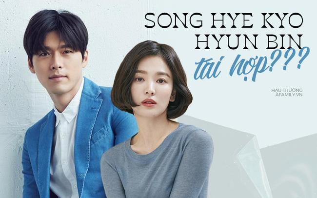 """Sau gần 10 năm chia tay, Song Hye Kyo và Hyun Bin bất ngờ được cư dân mạng """"tác hợp"""", liệu có cơ hội trở về bên nhau? - Ảnh 1."""