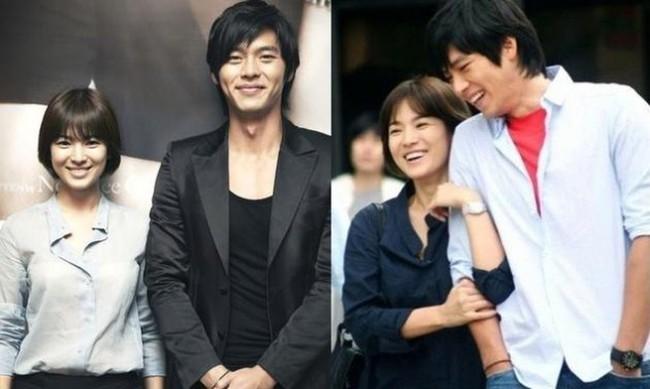 """Sau gần 10 năm chia tay, Song Hye Kyo và Hyun Bin bất ngờ được cư dân mạng """"tác hợp"""", liệu có cơ hội trở về bên nhau? - Ảnh 6."""