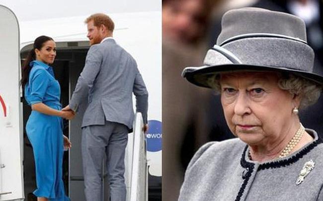 """Sau khi bị Canada """"hắt hủi"""", vợ chồng Meghan Markle đón nhận tin buồn cay đắng khác, khiến Nữ hoàng Anh vô cùng khó xử - Ảnh 3."""
