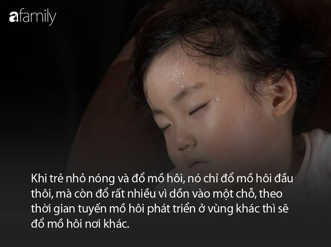 Thực hư việc trẻ đổ mồ hôi nhiều trong khi ngủ là do thiếu canxi - Ảnh 1.