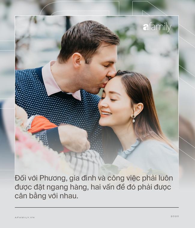 """Diễn viên Lan Phương kể chuyện bị nhầm là người giúp việc, giảm mãi vẫn còn thừa 3kg và biện pháp """"cứu cánh"""" để lấy lại eo thon sau sinh - Ảnh 3."""