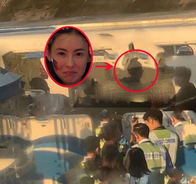 Đưa con đi du lịch ở Thái Lan, Trương Bá Chi xảy ra xung đột với tiếp viên hàng không và bị đuổi khỏi máy bay - Ảnh 5.