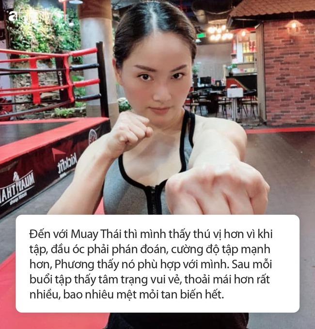 """Diễn viên Lan Phương kể chuyện bị nhầm là người giúp việc, giảm mãi vẫn còn thừa 3kg và biện pháp """"cứu cánh"""" lấy lại eo thon - Ảnh 4."""