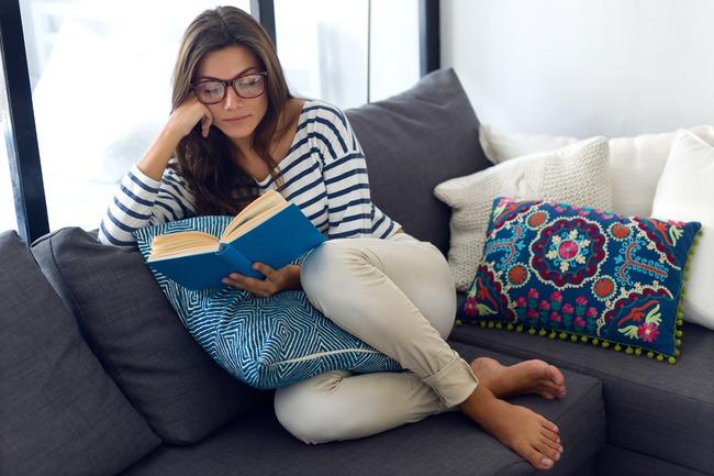Phụ nữ thích đọc sở hữu 6 điều nổi trội hơn người thường, khí chất ngời ngời là đây chứ đâu! - Ảnh 3.