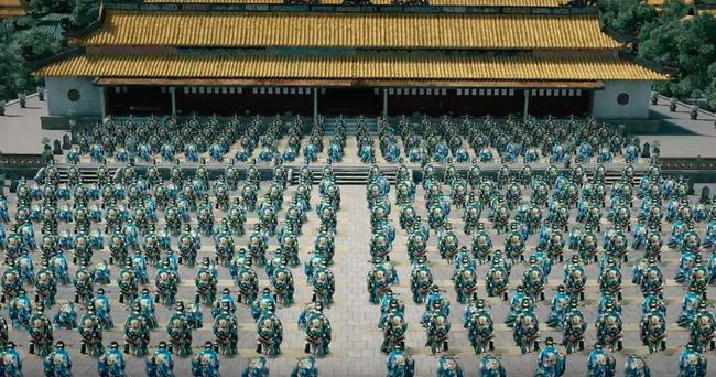 """""""Phượng Khấu"""": Kỹ xảo sơ sài, dựng ẩu lộ cả nền xanh, Hồng Đào - Thành Lộc không cứu được kịch bản lê thê, buồn ngủ - Ảnh 3."""