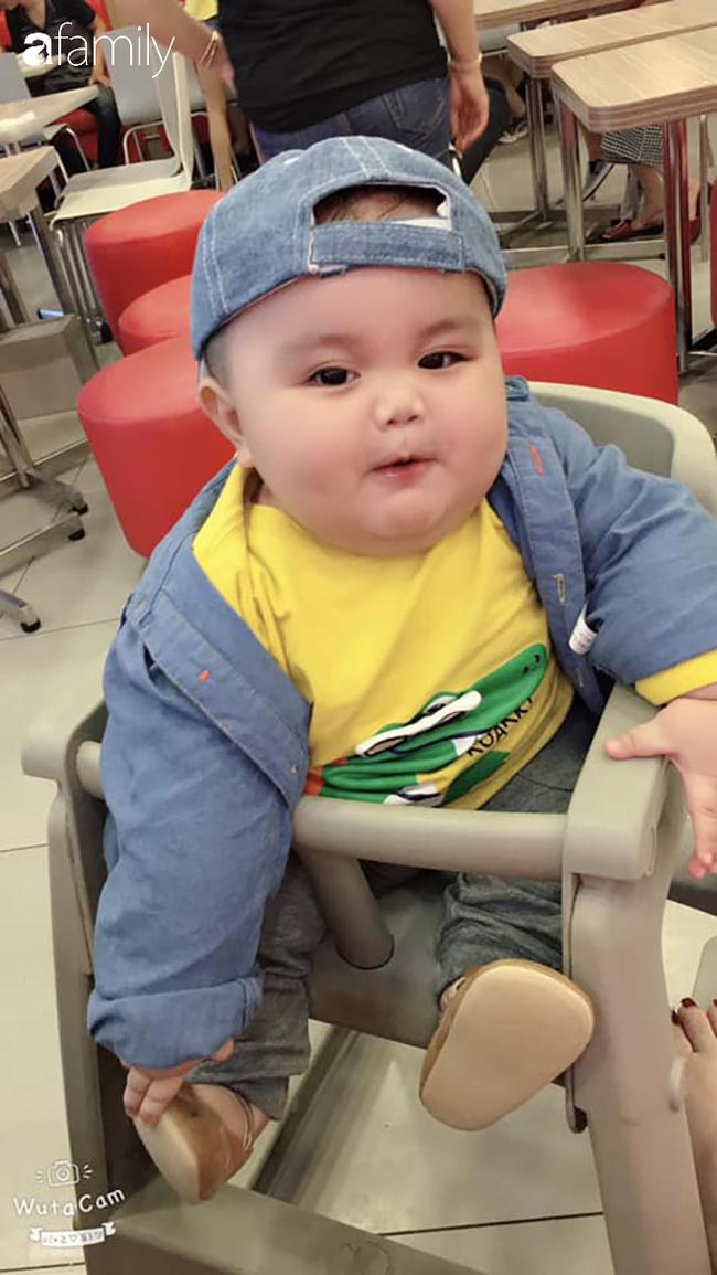 Em bé khiến dân mạng mê tít vì thân hình nần nẫn, gần 1 tuổi nặng 18kg và loạt câu chuyện hài hước phía sau. - Ảnh 13.