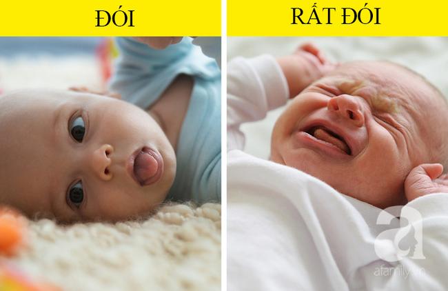 Hành động lè lưỡi ở trẻ sơ sinh gửi đến cho bố mẹ những thông tin gì? - Ảnh 1.