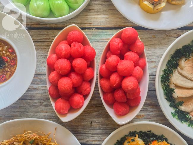 Mâm cơm cuối tuần 8 món ngon đẹp hơn tiệc nhà hàng khiến ai cũng phải ngưỡng mộ trầm trồ - Ảnh 9.