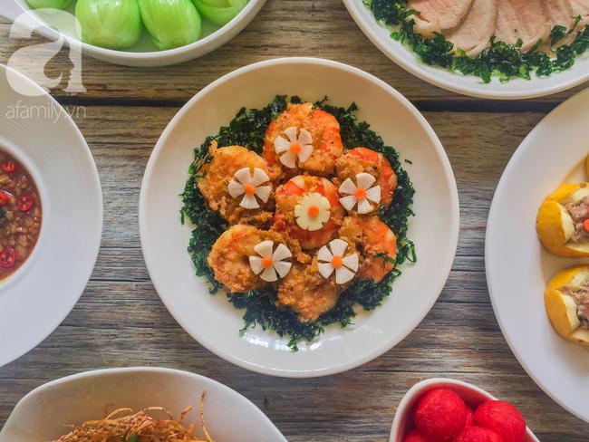 Mâm cơm cuối tuần 8 món ngon đẹp hơn tiệc nhà hàng khiến ai cũng phải ngưỡng mộ trầm trồ - Ảnh 5.