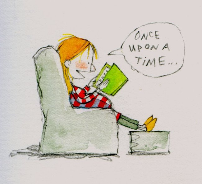 """Công thức """"4W-H"""" giúp bố mẹ trở thành người đọc sách tuyệt vời nhất của con - Ảnh 1."""