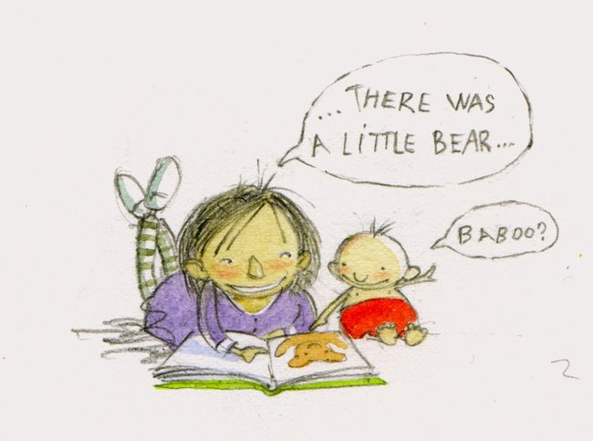 """Công thức """"4W-H"""" giúp bố mẹ trở thành người đọc sách tuyệt vời nhất của con - Ảnh 2."""