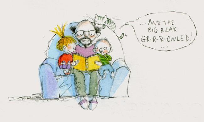 """Công thức """"4W-H"""" giúp bố mẹ trở thành người đọc sách tuyệt vời nhất của con - Ảnh 3."""
