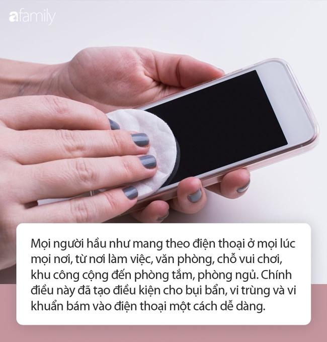 Điện thoại thực sự là vật dụng chứa nhiều vi khuẩn nhất bạn vẫn dùng mỗi ngày - Ảnh 1.