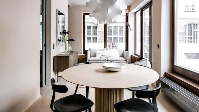 Mãn nhãn với căn hộ nhỏ trong thành phố của Note Design Studio - Ảnh 1.