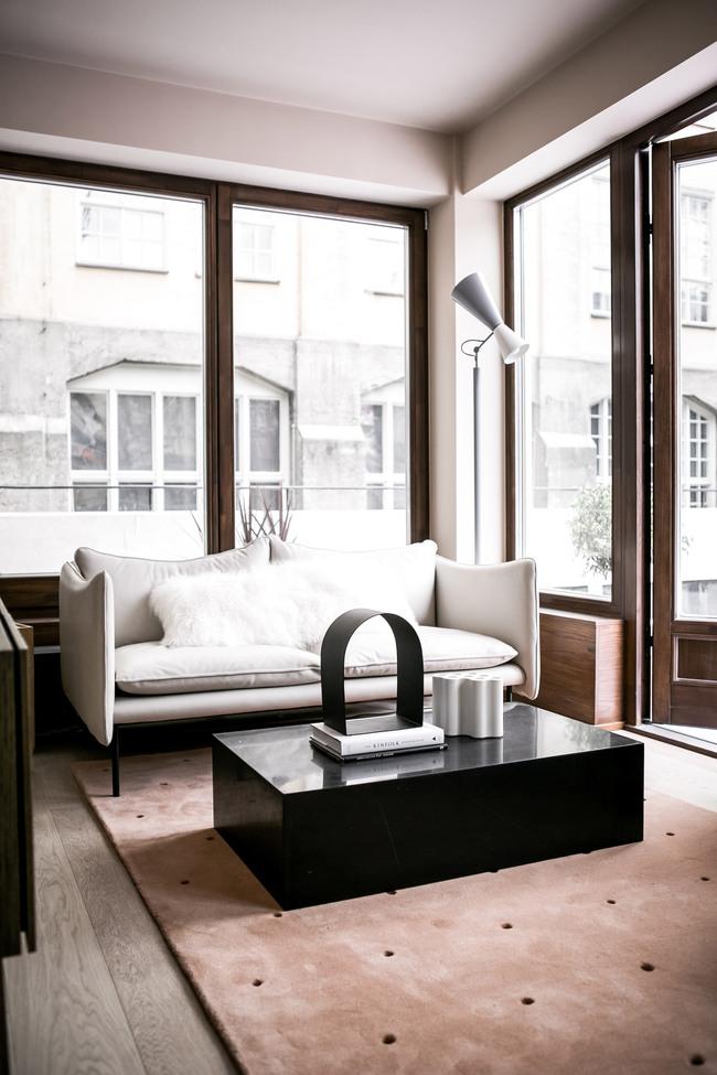 Mãn nhãn với căn hộ nhỏ trong thành phố của Note Design Studio - Ảnh 4.