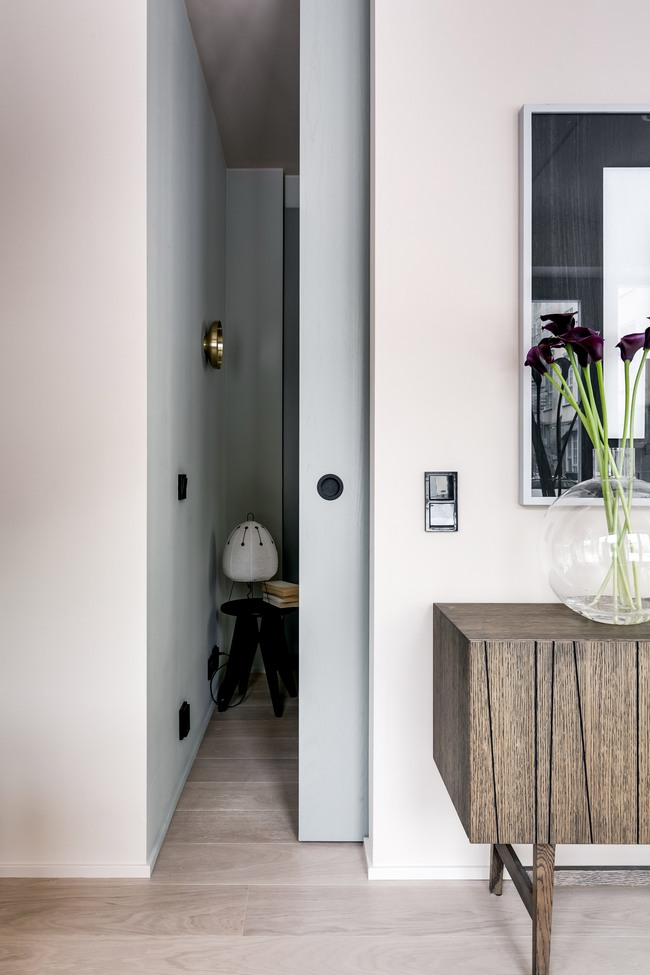 Mãn nhãn với căn hộ nhỏ trong thành phố của Note Design Studio - Ảnh 5.