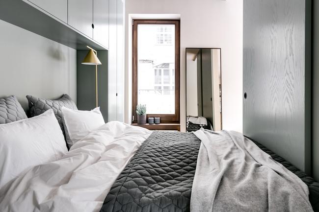 Mãn nhãn với căn hộ nhỏ trong thành phố của Note Design Studio - Ảnh 6.