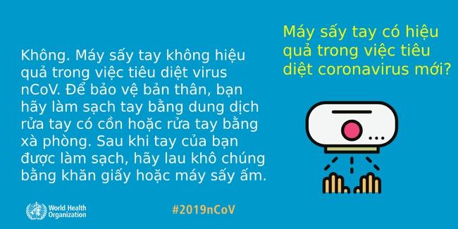 WHO giải đáp 9 tin đồn hoang đường về dịch COVID-19: Tất cả chúng ta đều cần nắm rõ để phòng dịch cho đúng - Ảnh 5.