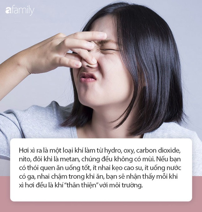 Có 5 loại xì hơi, lúc có mùi hôi khó chịu lúc lại không mùi, tinh ý một chút bạn sẽ nhận biết được tình hình sức khỏe của mình đang có vấn đề hay không - Ảnh 1.