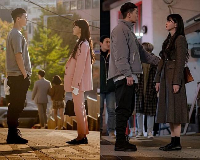 Nhờ Kwon Nara chăm đi giày bệt trong Itaewon Class, chị em sẽ nhận ra những mẫu giày giúp mình tỏa sáng nơi công sở mà chẳng sợ đau chân  - Ảnh 1.