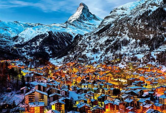 Tất tần bí kíp đi du lịch Thụy Sĩ - Ảnh 7.