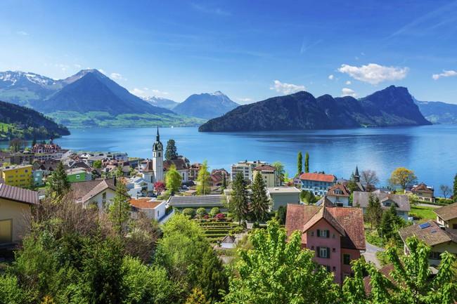 Tất tần bí kíp đi du lịch Thụy Sĩ - Ảnh 8.
