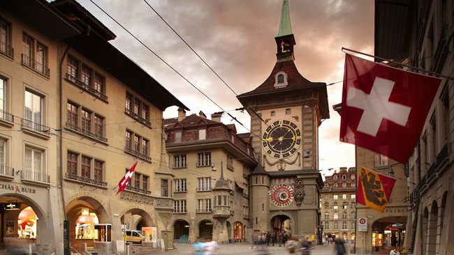Tất tần bí kíp đi du lịch Thụy Sĩ - Ảnh 3.
