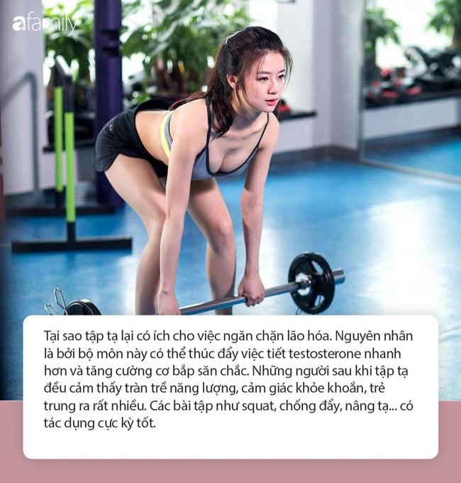 5 cách để tiết testosterone để lấy lại vẻ trẻ trung, phụ nữ sau tuổi 25 nhất định không thể đợi cơ thể già nua mới vội vã chăm sóc - Ảnh 5.
