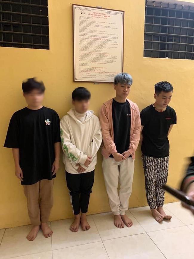 Lộ ảnh Lê Bảo, Nam Per bị tạm giữ vì sử dụng chất kích thích? - Ảnh 1.