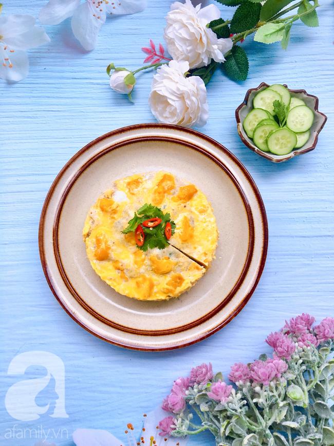 Thử ngay món mới cho bữa tối hôm nay: Chả hấp trứng muối ngon bất ngờ! - Ảnh 7.