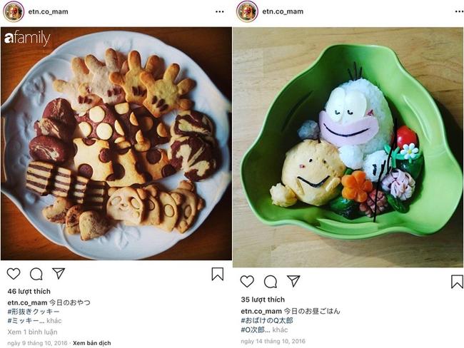Hot mom 3 con Nhật Bản được các bà mẹ khắp thế giới ngưỡng mộ vì tài biến hóa đồ ăn từ trứng, làm bento hấp dẫn đến mức lên cả trang bìa Vogue - Ảnh 13.