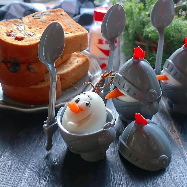 """""""Học lỏm"""" mẹ Nhật cách biến trứng chiên thành món ăn siêu hấp dẫn mà ai nhìn thấy cũng phải thèm thuồng - Ảnh 10."""