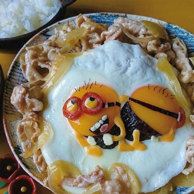 """""""Học lỏm"""" mẹ Nhật cách biến trứng chiên thành món ăn siêu hấp dẫn mà ai nhìn thấy cũng phải thèm thuồng - Ảnh 12."""