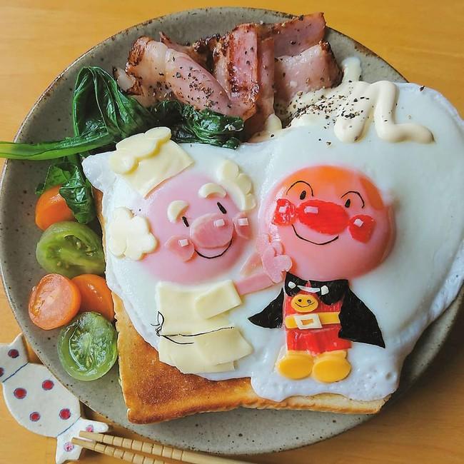"""""""Học lỏm"""" mẹ Nhật cách biến trứng chiên thành món ăn siêu hấp dẫn mà ai nhìn thấy cũng phải thèm thuồng - Ảnh 16."""