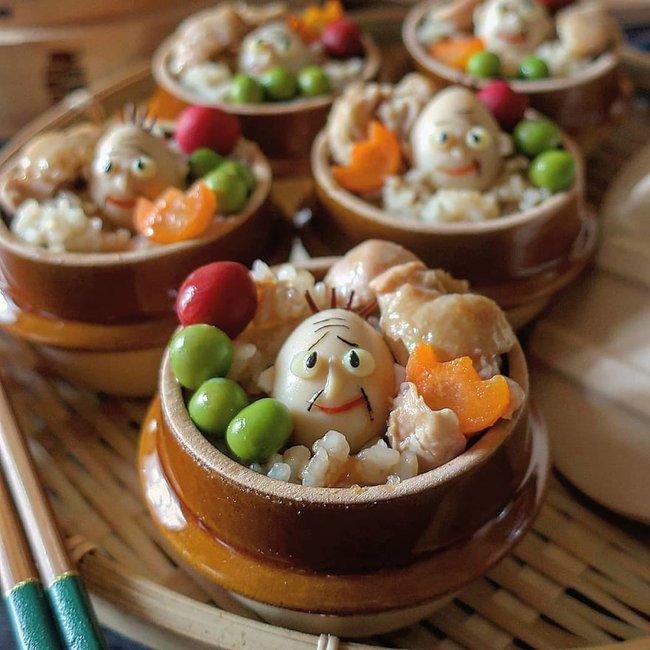 """""""Học lỏm"""" mẹ Nhật cách biến trứng chiên thành món ăn siêu hấp dẫn mà ai nhìn thấy cũng phải thèm thuồng - Ảnh 18."""