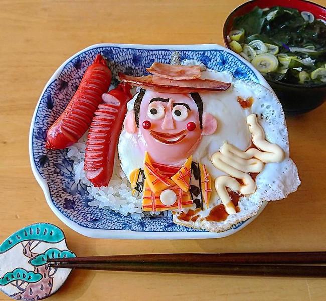 """""""Học lỏm"""" mẹ Nhật cách biến trứng chiên thành món ăn siêu hấp dẫn mà ai nhìn thấy cũng phải thèm thuồng - Ảnh 21."""