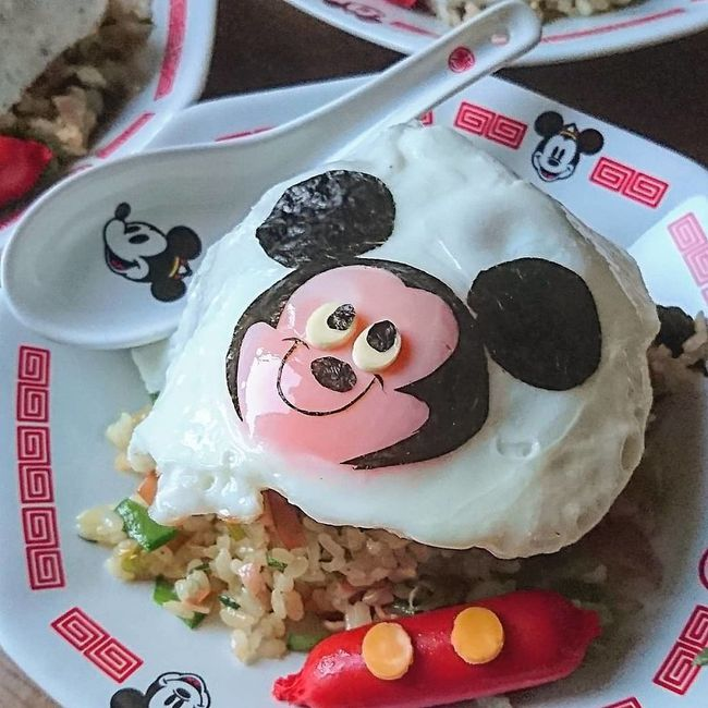 """""""Học lỏm"""" mẹ Nhật cách biến trứng chiên thành món ăn siêu hấp dẫn mà ai nhìn thấy cũng phải thèm thuồng - Ảnh 25."""