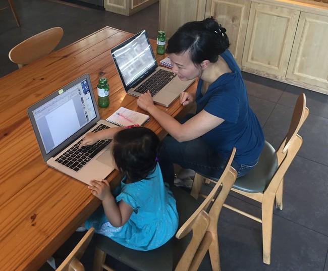 Shark Linh mách nước 5 mẹo làm việc tại nhà hiệu quả, điều thứ 5 đặc biệt dành riêng hội mẹ bỉm công sở - Ảnh 4.
