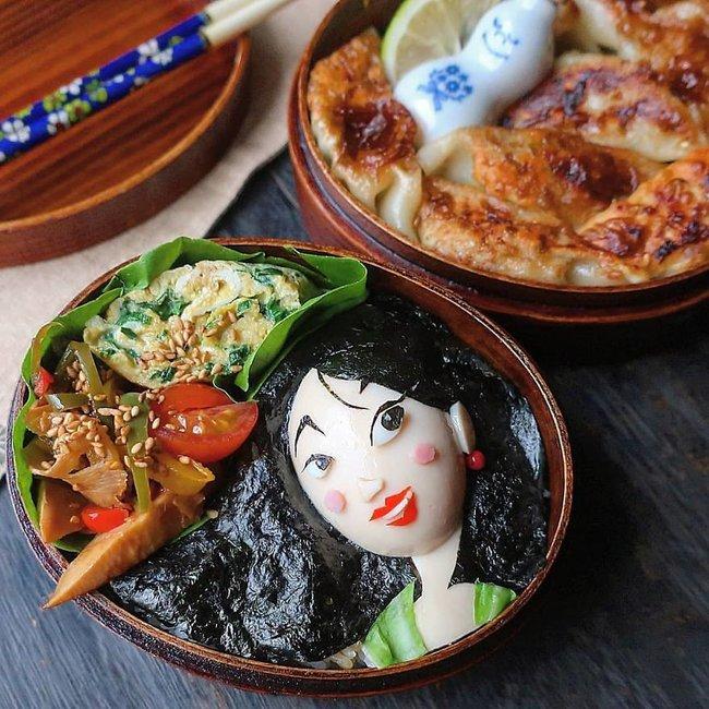"""""""Học lỏm"""" mẹ Nhật cách biến trứng chiên thành món ăn siêu hấp dẫn mà ai nhìn thấy cũng phải thèm thuồng - Ảnh 8."""