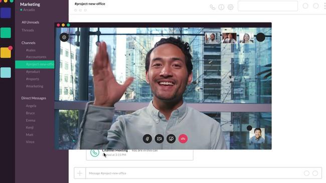 Thời nào rồi còn dùng Messenger? Cùng điểm danh 5 app họp online hiệu quả dễ dùng và khiến chị em công sở thích mê! - Ảnh 2.