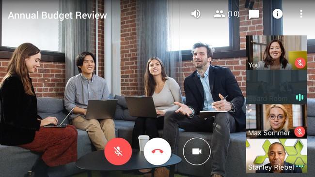 Thời nào rồi còn dùng Messenger? Cùng điểm danh 5 app họp online hiệu quả dễ dùng và khiến chị em công sở thích mê! - Ảnh 4.