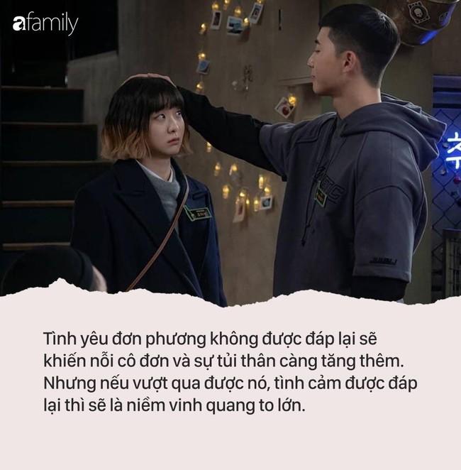 Yêu đơn phương không đáng sợ, hãy cứ yêu và hi sinh hết mình với tình yêu nếu muốn có cái kết như Yi Seo của Itaewon Class! - Ảnh 3.