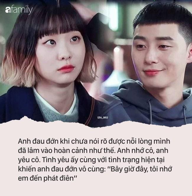 Yêu đơn phương không đáng sợ, hãy cứ yêu và hi sinh hết mình với tình yêu nếu muốn có cái kết như Yi Seo của Itaewon Class! - Ảnh 2.