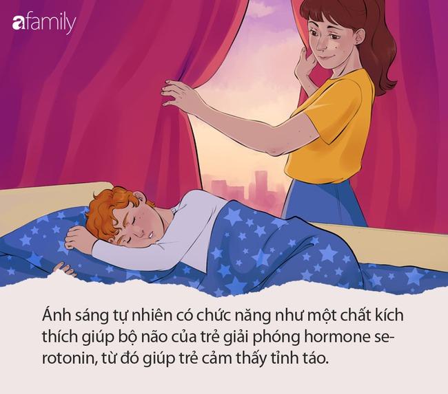 Đánh thức con dậy buổi sáng sẽ dễ như trở bàn tay nếu cha mẹ áp dụng những chiêu này - Ảnh 1.