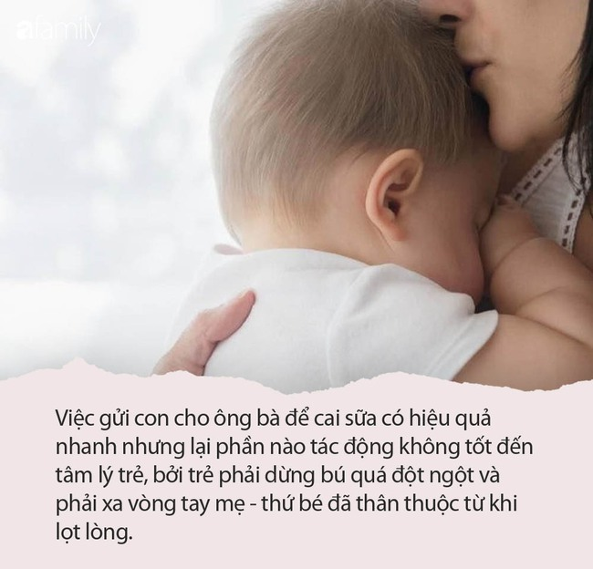 """Gửi con cho ông bà ngoại để cai sữa, sau 1 tuần gặp lại, thái độ """"tuyệt tình"""" của con trai khiến trái tim người mẹ """"vỡ nát"""" - Ảnh 5."""