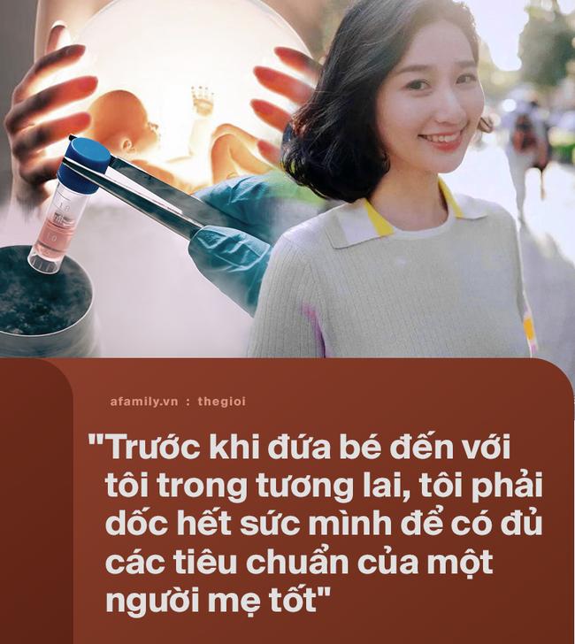 Xu hướng đông lạnh trứng của phụ nữ độc thân ở Trung Quốc: Chứa đầy trách nhiệm và tình yêu thương nhưng không được chấp nhận bởi quan điểm lỗi thời - Ảnh 2.