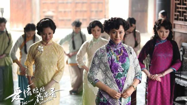 Hoa Đán TVB - Tuyên Huyên: Bị tát vào mặt liên tục, đứng không vững vẫn gào khóc diễn tiếp - Ảnh 8.