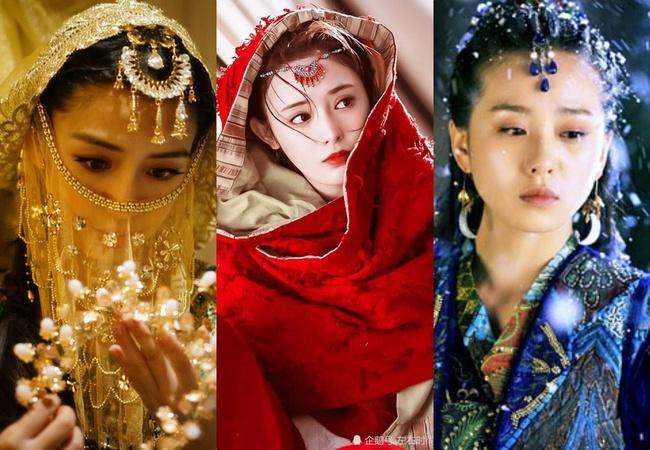 """Mỹ nhân dị vực đỉnh nhất: Angelababy - Triệu Lệ Dĩnh - Lưu Thi Thi đẹp xuất sắc nhưng chưa bằng nữ chính """"Đông cung""""  - Ảnh 2."""