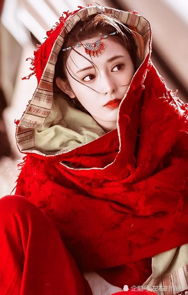 """Mỹ nhân dị vực đỉnh nhất: Angelababy - Triệu Lệ Dĩnh - Lưu Thi Thi đẹp xuất sắc nhưng chưa bằng nữ chính """"Đông cung""""  - Ảnh 12."""