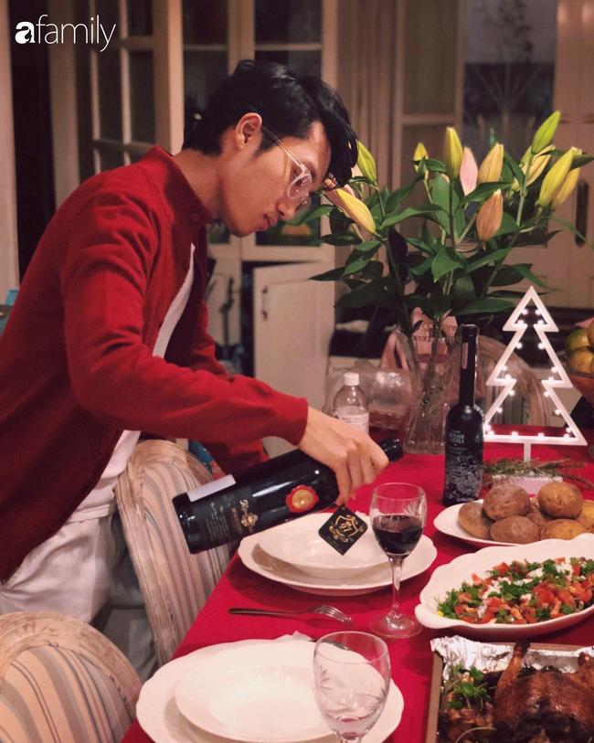 """Trò chuyện với chàng du học sinh người Việt đang nổi đình đám nhờ tài vừa nấu vừa """"vẽ"""" bằng đồ ăn: """"Em sẽ thiết kế và kiêm luôn đầu bếp nhà hàng của riêng mình"""" - Ảnh 5."""